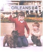 Steve, Yann et Tocade 1984