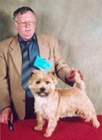 Teeny Weeny Gastonnière avec son maître