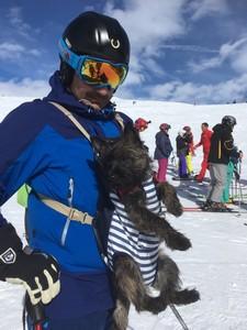 moi aussi je skie